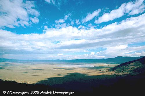 Cratère du N'Gorongoro safari Esprit de Tanzanie