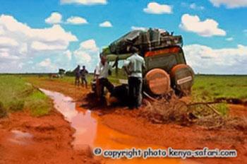 Climat, saison et mousson en Afrique, en Tanzanie