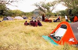 Safari a moto en tanzanie la piste massais
