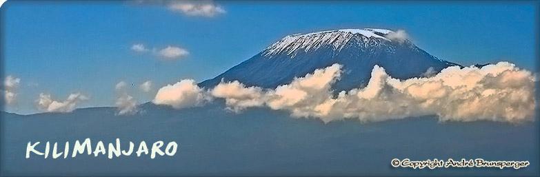 Ascension Kilimandjaro. Grimper le Kilimanjaro ou Kilimandjaro en Tanzanie